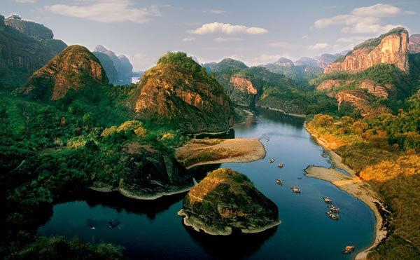 网站首页 诺狮研究院 旅游行业宏观专题研究  南平武夷山风景名胜区